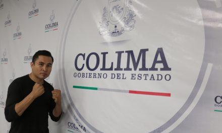 Plata para colimense en boxeo de los Juegos Latinoamericanos de Policías y Bomberos