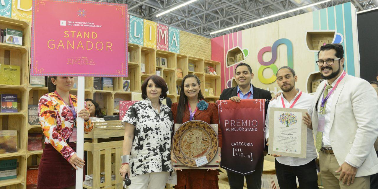 """""""Por su liderazgo y compromiso con la sustentabilidad ambiental"""", gana stand de la UdeC premio por Impacto Cero"""