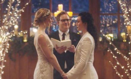 Un canal de TV estadounidense censura un anuncio en el que se casan dos mujeres