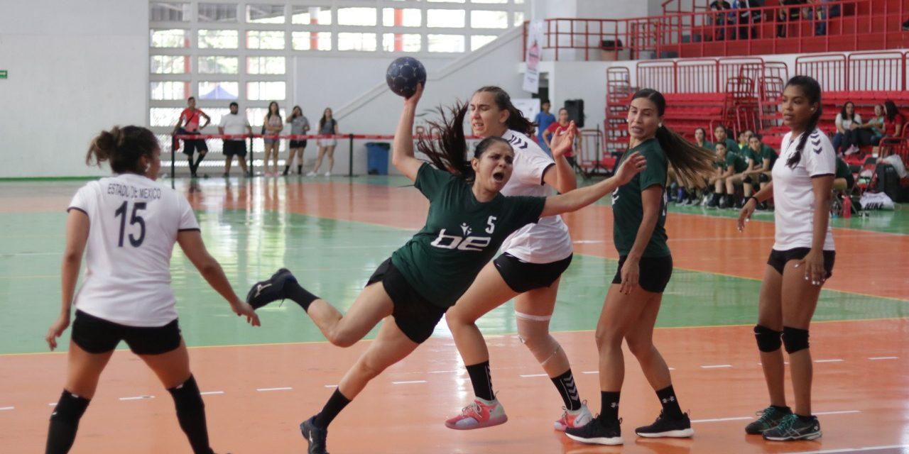 Colima Campeón en Handball; por primera ocasión se coronan tras vencer al Estado de México 24 a 22 goles