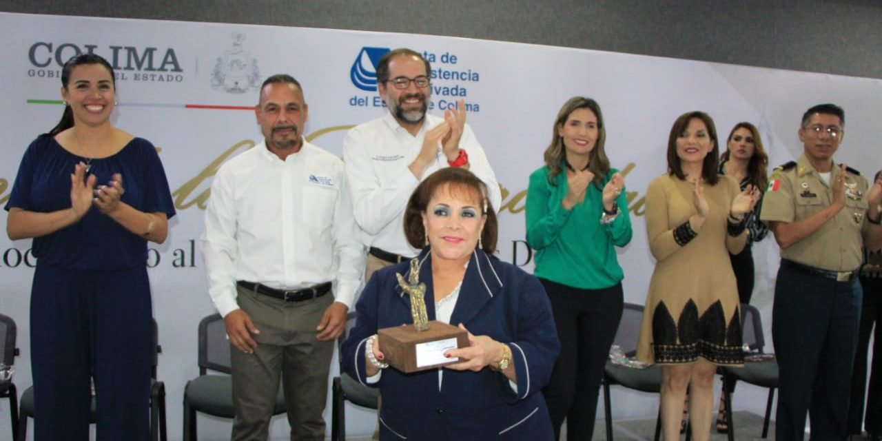 Preside Gobernador entrega de la Flama de la Generosidad 2019