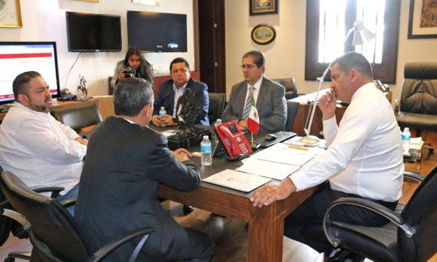"""Da subsecretario de Gobernación """"apoyo irrestricto"""" a la UdeC"""