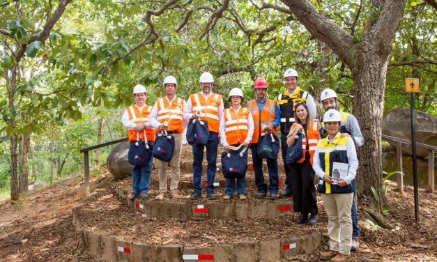 Peña Colorada amplía su Unidad de Manejo Ambiental  en Minatitlán