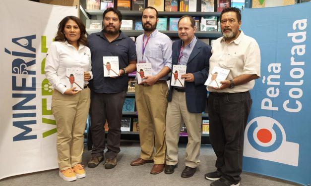 Presenta Peña Colorada en la FIL 2019 la Guía Ilustrada de la Fauna Silvestre de la Microcuenca de Minatitlán
