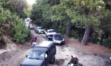 Rescata la Unidad Estatal de Protección Civil y Bomberos de Jalisco, a excursionistas que se perdieron en el Nevado