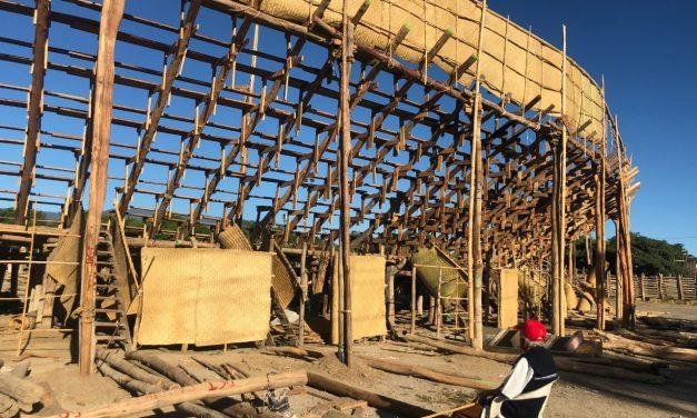 La Petatera lleva un avance del 50% en su construcción, para los 163 festejos charrotaurinos