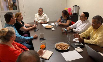 Realiza Senador Joel Padilla gestiones a favor de productores y agricultores de Cuauhtémoc