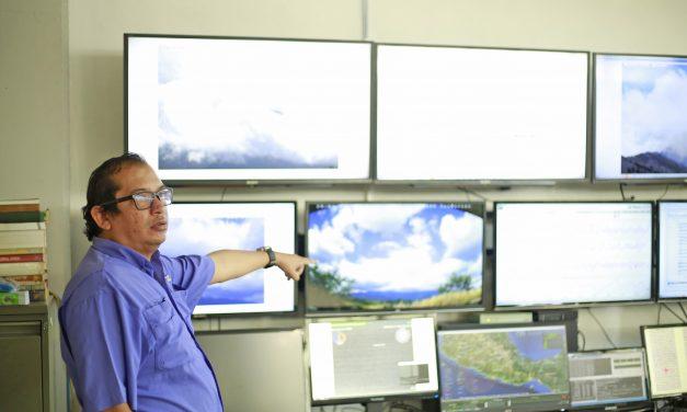 Realiza UdeC monitoreo permanente del Volcán de Fuego: Raúl Arámbula