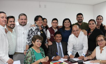 Al interior del Congreso del Estado conforman grupo local de parlamentarios para el hàbitat