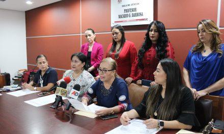 Lanza convocatoria Congreso local para entregar reconocimiento a mujeres destacadas