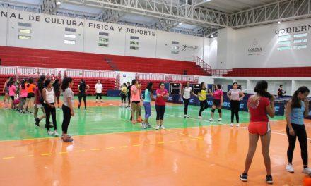 Entregan balones a Asociación Estatal de Handball