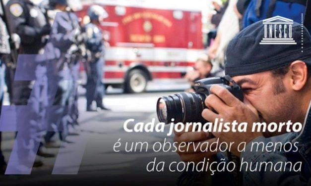 La Unesco alerta de los crímenes contra los periodistas