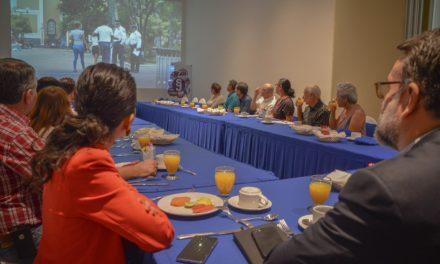 Se socializa el Modelo de Justicia Cívica del Municipio de Colima