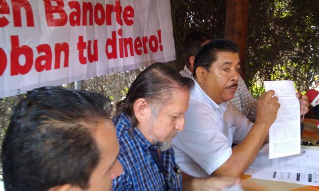 Empresarios colimenses denuncian que fueron fraudeados por BANORTE