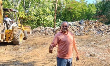 Construirá Ayuntamiento un área verde en Las Brisas; aprovechará un terreno abandonado
