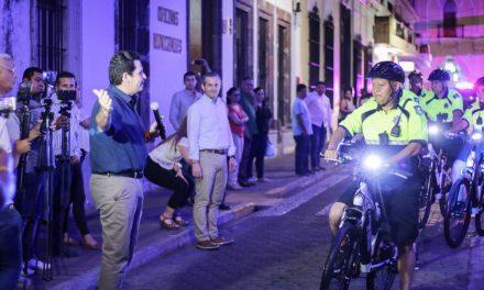 Nuevo Escuadrón Policial de Colima, con equipamiento a la vanguardia