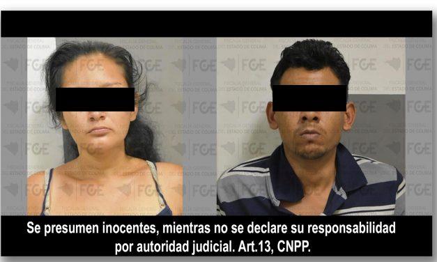 En Colima, una pareja va a prisión por robo calificado