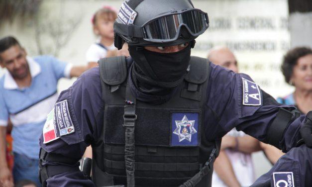 Policía Estatal asegura armas y drogas en Manzanillo: SSP