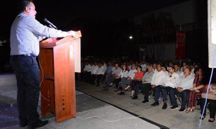 La mejor manera de honrar la memoria de Gustavo Vázquez es replicando su forma de hacer política: Nacho Peralta