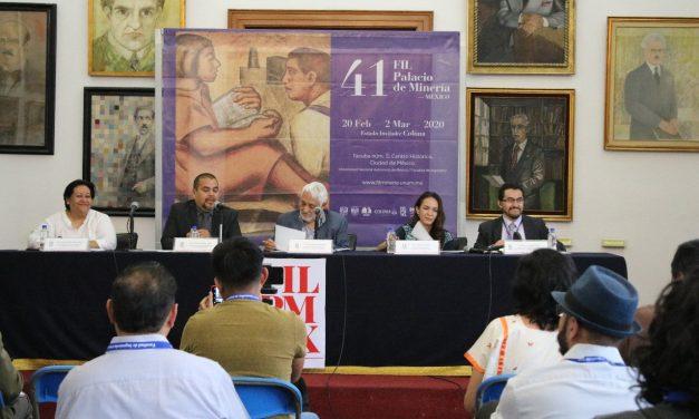 Cierra Colima participación en la Feria Internacional del Libro del Palacio de Minería: Cultura