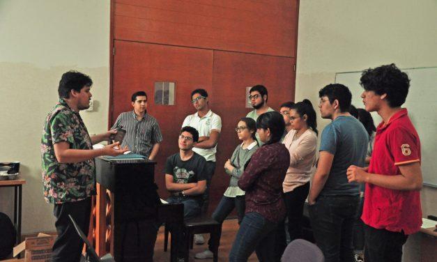 El arte es un acontecer comunitario: Gilberto Moreno, compositor
