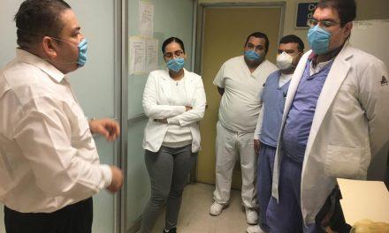 Titular de Salud en el Estado, fue citada al Congreso; abordarán las causas de desabasto de materiales de los trabajadores