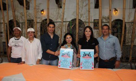 En Manzanillo: Anuncian el Primer Festival Deportivo de La Primavera