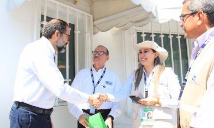 Gobernador participa en inicio del Censo 2020 del INEGI