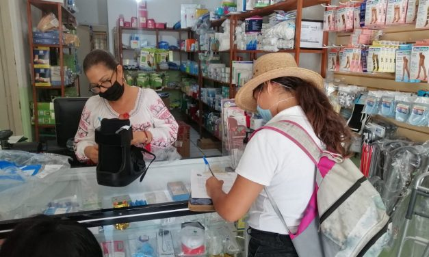 Ayuntamiento de Manzanillo continúa con las brigadas de supervisión para prevenir contagios por COVID-19