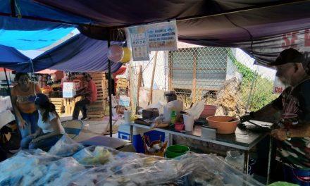 Informan medidas preventivas en mercados y tianguis del municipio de Colima