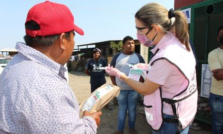 Afirma Gobierno del Estado que sí ha entregado despensas en Cuyutlán y El Paraíso