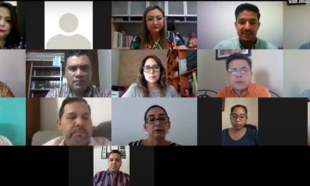 Sesiona de manera virtual el Consejo General del Instituto Electoral del Estado