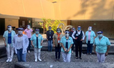 Entrega IMSS insumos para atender COVID-19 en Colima