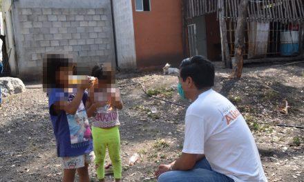 Procuradora municipal de Protección a Niñas, Niños de Colima, rescata a dos menores
