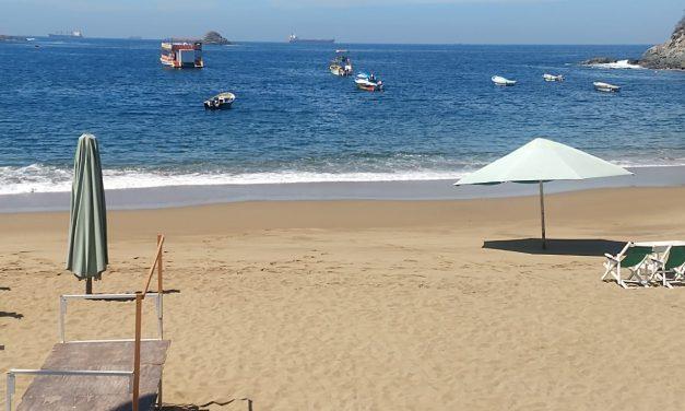 Realiza intenso patrullaje personal del Ayuntamiento de Manzanillo, en playas y puntos turísticos