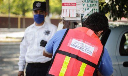 Modelo de Justicia Cívica permite a los infractores resarcir los daños con trabajo a favor de la comunidad