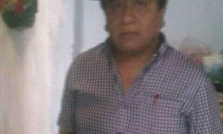 Se encuentra desaparecido el periodista Víctor Fernando Álvarez, en el puerto de Acapulco