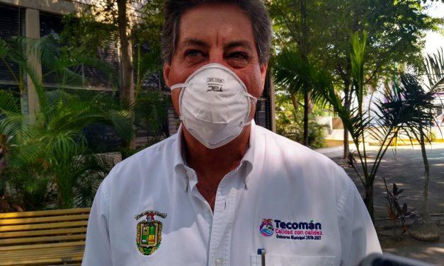 Desde antes de la pandemia, el Ayuntamiento de Tecomán atraviesa una situación financiera complicada: Elías Lozano