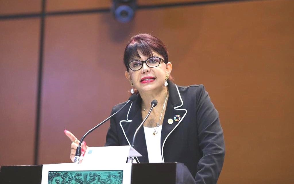 Claudia Yáñez Centeno exhorta al Jefe del Ejecutivo a derogar fracciones arancelarias de importación de pescado