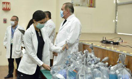 La prioridad para la UC es que sus alumnos de Medicina cuenten con todas las medidas preventivas: Dr. Enrique Barrios