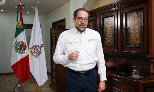 Gobernador busca financiamiento para Palacio, Covid-19 y C5i; Envió iniciativa de decreto al Congreso para solicitar autorización de crédito