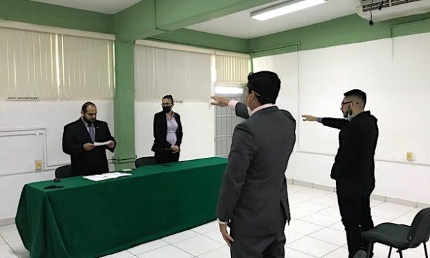 Realizan ceremonia de titulación semi presencial, en Tecomán