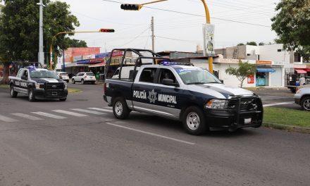 La policía municipal de Villa de Álvarez recuperó dos motocicletas que habían sido reportadas robadas