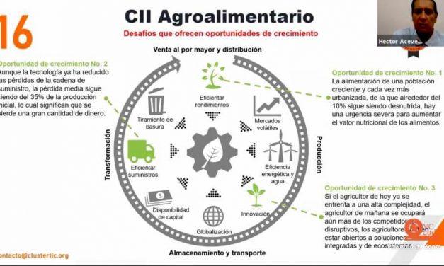 Agricultura 4.0 generará productos más sanos, innovación y desarrollo: HÉCTOR ACEVES