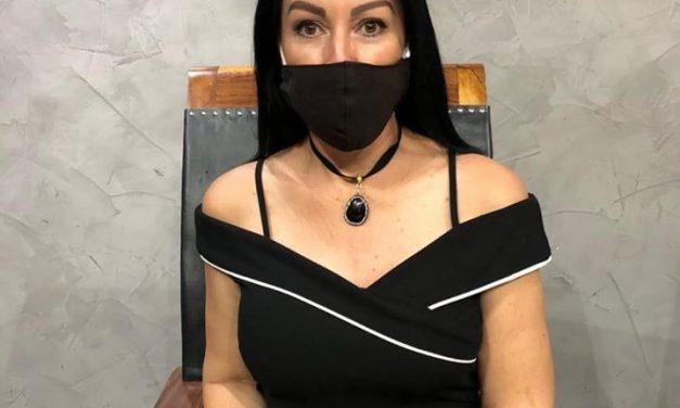 Solicita Claudia Aguirre esclarecimiento del feminicidio de Herlinda Zambrano ante el Consejo Estatal de Seguridad Pública