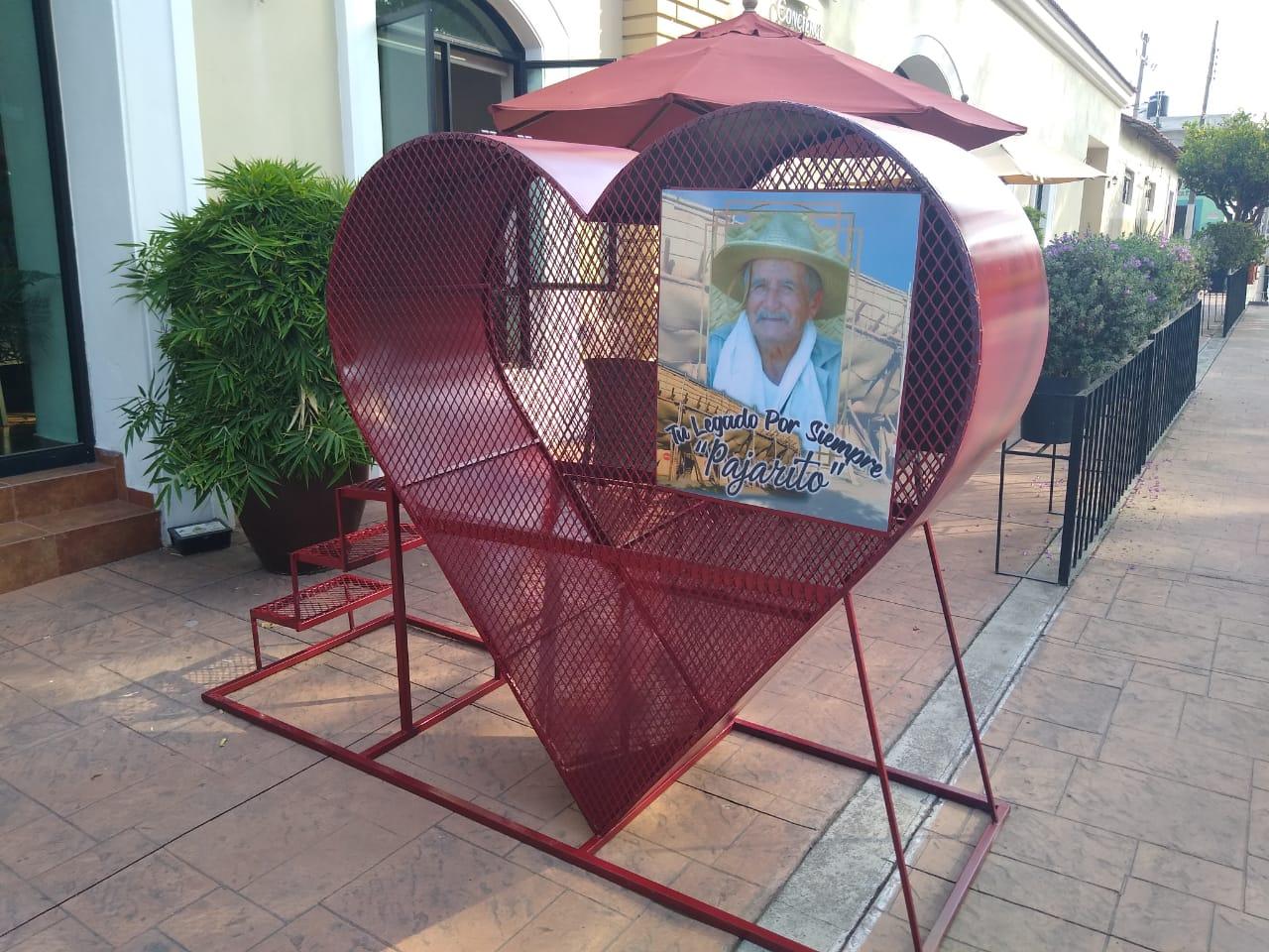 """Inicia campaña para colectar llaves para fabricar un busto de Desiderio Contreras """"Pajarito"""""""