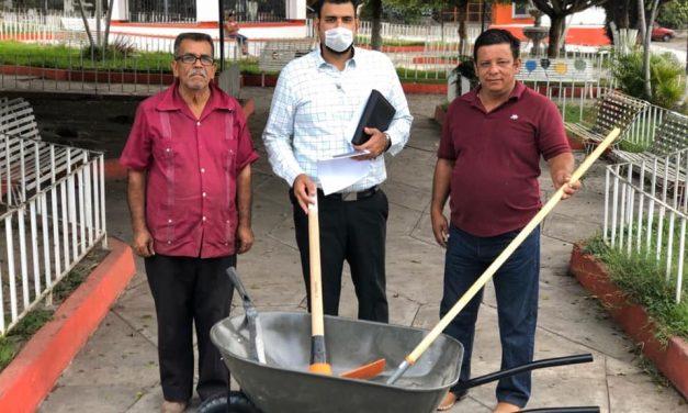 Ayuntamiento de Cuauhtémoc ofrece materiales para construcción a bajo precio
