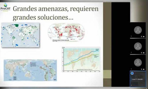 """Inició en Tecomán la Jornada Académica Digital de la Biología y Agronomía 2020 con la conferencia """"Ecología, conservación y manejo de especies"""""""