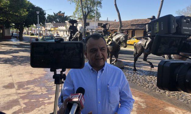 Alcalde de Villa de Álvarez reconoce labor de periodistas, este 7 de Junio Día de la Libertad de Expresión