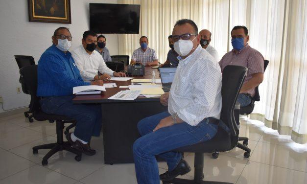 Alcalde de Villa de Álvarez y Secretario de Seguridad Estatal acuerdan trabajo conjunto